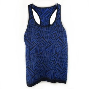 Fabletics seamless racerback athletic tank top